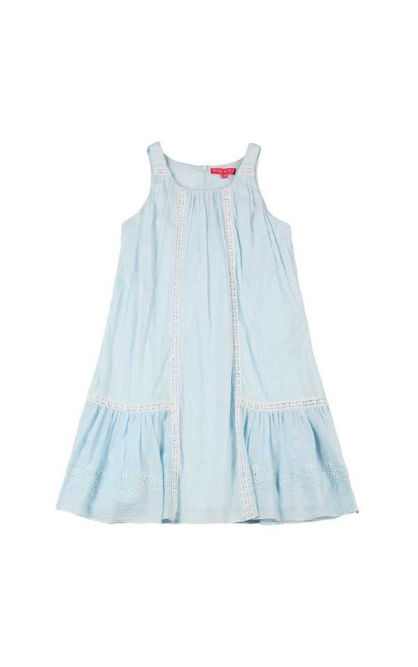 Robe derhy kids enfant fille jolie belle été volants