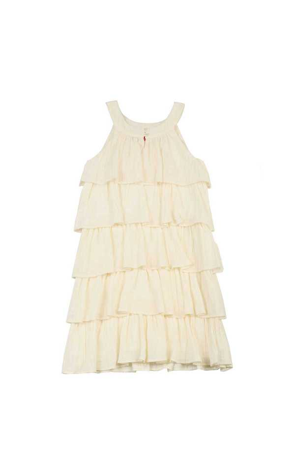 Robe derhy kids fille enfant belle jolie été volants