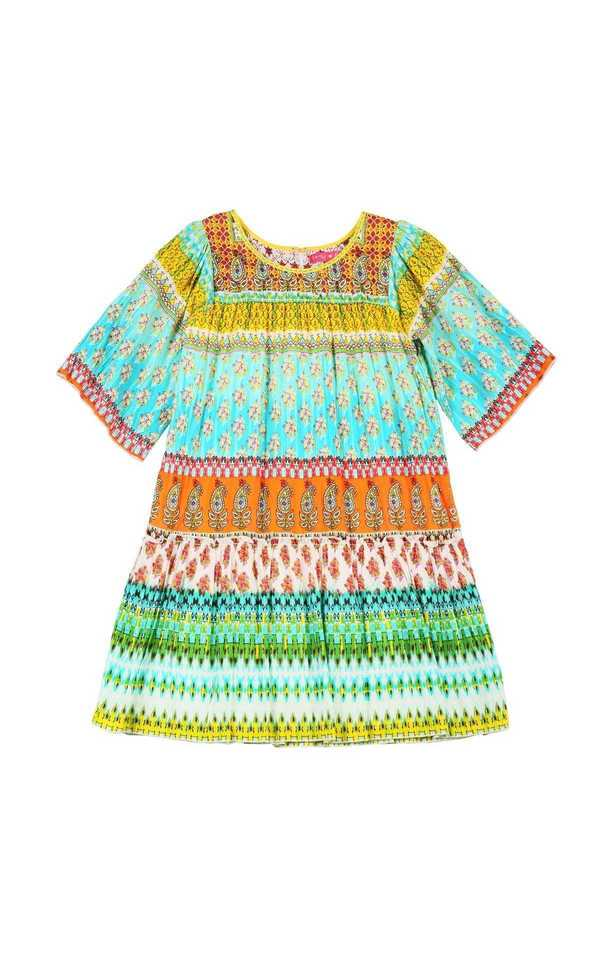 Robe derhy kids colorée fille été hippie multi cool