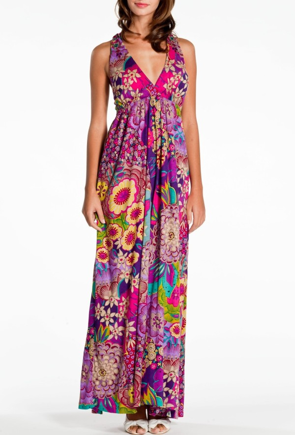 Robe Longue Ete Hippie Chic La Mode Des Robes De France