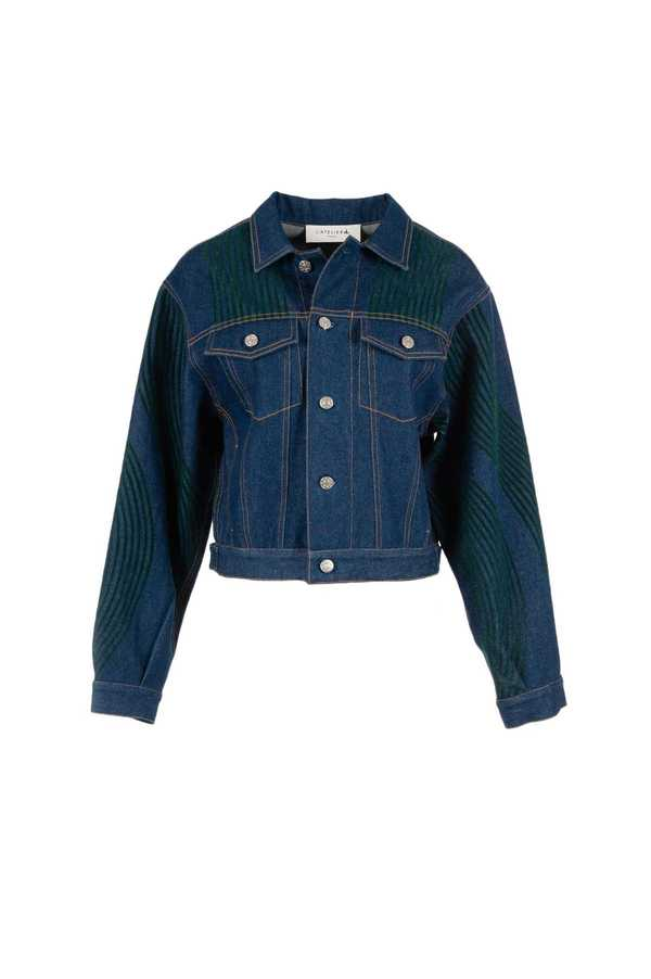 Veste en jean denim - GURLS