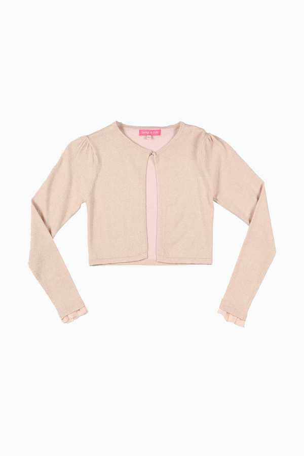Boléro cardigan Lurex Enfant Fille DERHY KIDS